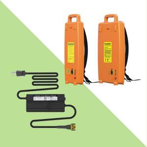 鋰電池、充電器、轉換器